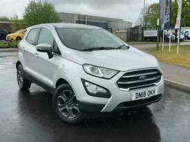 image for 2018 Ford Ecosport 5Dr Zetec 1.0 125PS Auto Hatchback Petrol Automatic