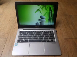 Asus laptop Intel i5-6200U, Ram 8GB,  1TB HDD; with charger