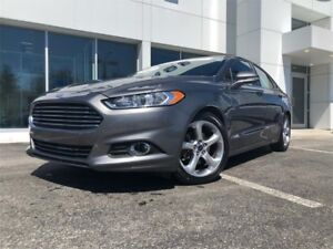 2014 Ford Fusion SECPO CERTIFIED, 1.9% FINANCING, POWER MOONROOF