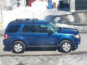 ford escape 2008 4x4vawd