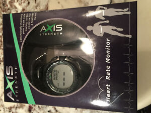 NEW AXIS STRENGTH HEART RATE MONITOR