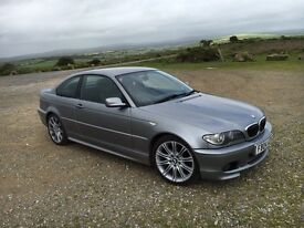 BMW e46 320ci M SPORT AUTO coupe. Not 330 328 325