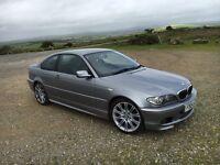 BMW e46 320ci M SPORT AUTO coupe. Not 330 328 325