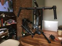 DJI Ronin with extension arms for larger cameras