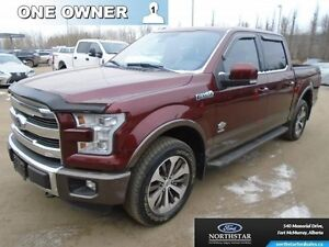 2015 Ford F-150 King Ranch   - $338.39 B/W
