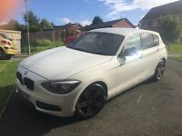 BMW 116D Sport 2012, MOT May 2017, £30 Tax, 4 new tyres