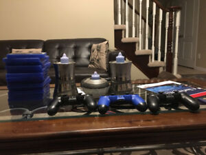 Ps4 controllers and games