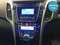 2014 HYUNDAI I30 1.6 CRDi [128] Blue Drive Style 5dr