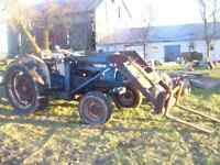 FARM EQUIPMENT - MOVING SALE
