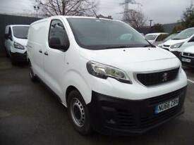 Peugeot Expert 1000 1.6 Bluehdi 95 Professional Van DIESEL MANUAL WHITE (2016)