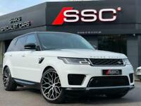 Land Rover Range Rover Sport 3.0 SD V6 HSE Auto 4WD (s/s) 5dr