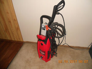 power washer 1500 PSI