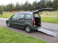 2013 Citroen Berlingo 1.6 Hdi Automatic, Auto WHEELCHAIR ACCESSIBLE DISABLED WAV