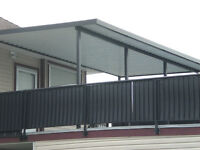 DO-IT-YOURSELF Patio Cover Kits (Surrey, BC)