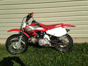 Xr70 for sale smokes but runs