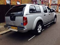 2007 NISSAN NAVARA AVENTURA D/C - Auto - Drives Good - Eco Top