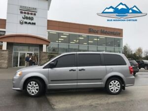 2014 Dodge Grand Caravan SE  ONE OWNER ACCIDENT FREE LOCAL TRADE