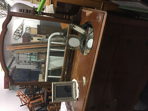 Variety of antiques