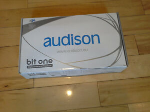 Audison Bit One as NEW