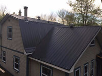 frosted steel roofing?