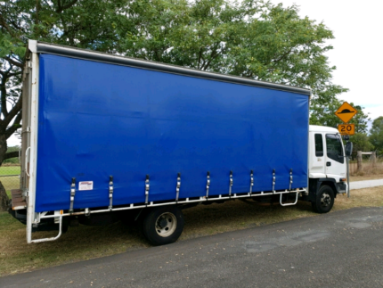 Isuzu FRR 525 2007  Long Cab Chassis, 6sp Manual with 10 pallet Brendale Pine Rivers Area Preview