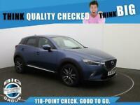 2017 Mazda CX-3 SPORT NAV Hatchback Petrol Manual
