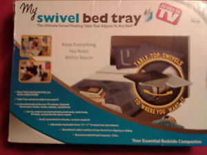 Swivel Bed Tray