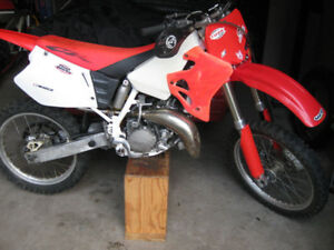 1997 cr 125 for sale