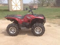 2008 grizzly 700 4x4 power steering
