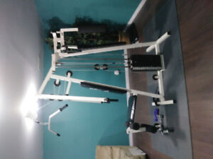 BMI 9500 Gym