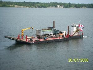 Barge For Sale- price reduced