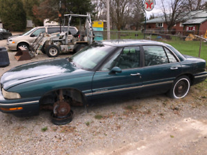 Parting Out 1997 & 1998 Buick LeSabre