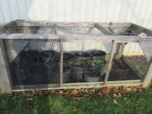 Wire Mesh Hutch London Ontario image 1
