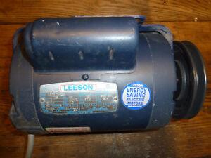 Leeson 1 HP Motor