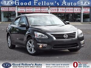 2013 Nissan Altima LEATHER, SUNROOF, REARVIEW CAMERA