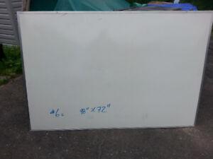 tableau marqueur blanc