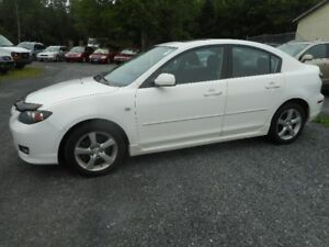 2009 Mazda Mazda3 tax included Sedan
