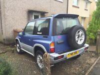 Suzuki vitara 99 4x4