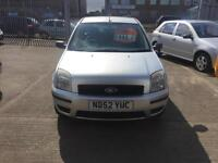 Ford Fusion 1.6 100 2002.75MY 2