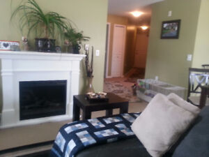 Large 980ft2, 2 bedroom, 2 bathroom condo for rent