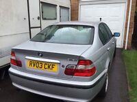 BMW 316 I se