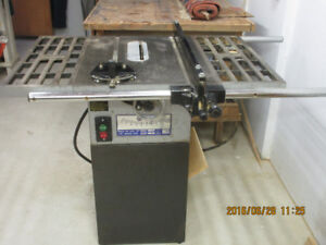 King 10 inch table saw