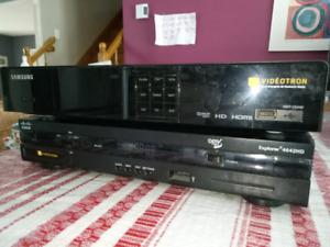 Terminaux HD  Videotron