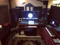 D.A Legacy Studio - Recording | Production | Mixing | Mastering