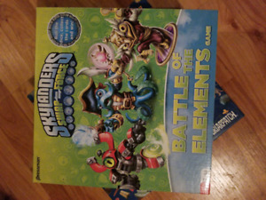 Skylanders battle of the elements game