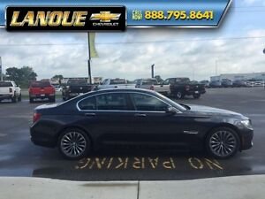2012 BMW 7 Series 750i   - $346.79 B/W Windsor Region Ontario image 9