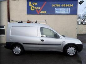 Vauxhall Combo 1.3 CDTI Side Door Silver Panel Van