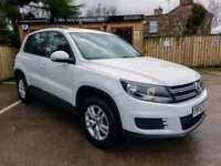 2014 VOLKSWAGEN TIGUAN 2.0TDI S ( 140ps ) ( 4WD ) BLUEMOTION TECH ( s/s )