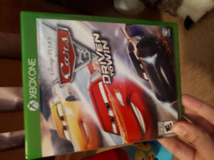 X box 1 Disney Cars