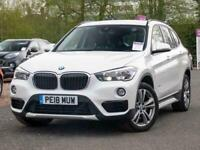 2018 BMW X1 xDrive 20d Sport 5dr Step Auto Estate Diesel Automatic